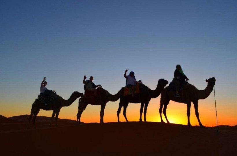 Marrakech to Fes Desert Tour