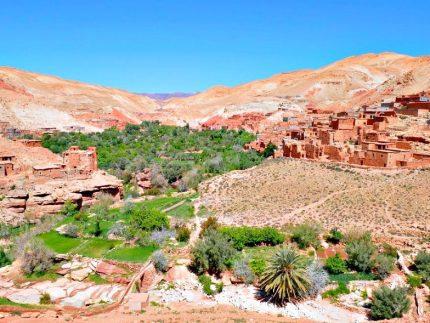 5 days tour from Marrakech to Tafraout, Taroudant, Essaouira and Sidi Ifni, Marrakech tafraout circuit via Taroudant, Anti Atlas & Essaouira,Tizi n'test.