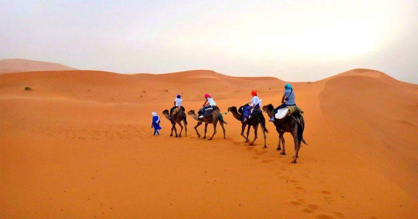 Marrakech to Fes Desert Tour 3 Days