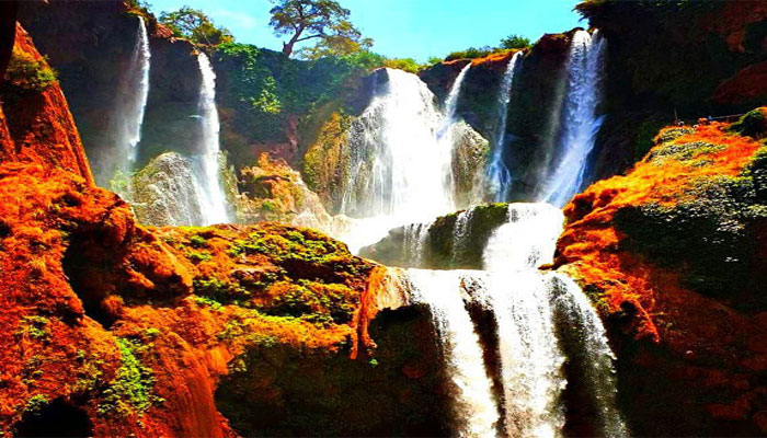 The BEST Day Trips from Marrakech to Ouzoud Waterfalls 2019/2020, Day Trip from Marrakech to Ouzoud waterfalls, Day trip from marrakech to cascades d'ouzoud